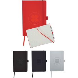 Ambassador Flex Bound JournalBook (80 Sheets)
