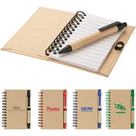 Baffin Bay Notebook and Pen (40 Sheets)
