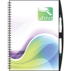 ClearValue Notebook with PenPort