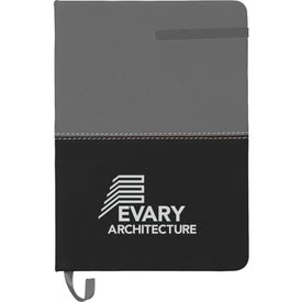 Color Block Notebook (40 Sheets)