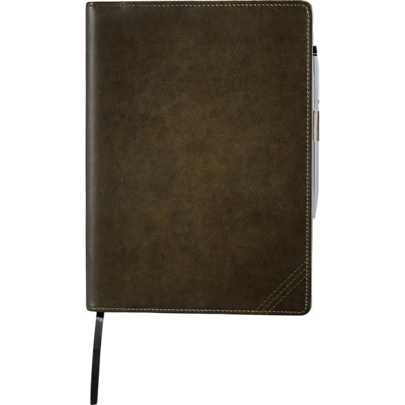 Black Cross Classic Refillable Notebook