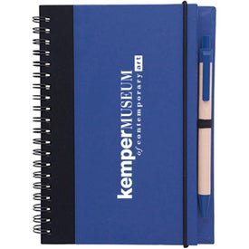 Eco Journal and Pen (70 Sheets)