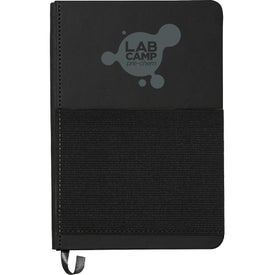 "Elastic Phone Pocket Notebook (5"" x 7"")"