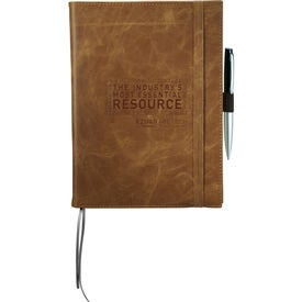 Field & Co. Cambridge Refillable Journal (130 Sheets)