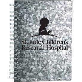 Galvanized Notebook