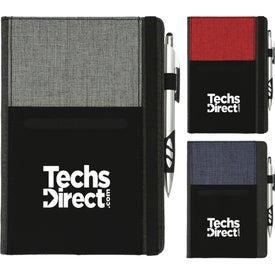 Graphite Phone Pocket Notebook