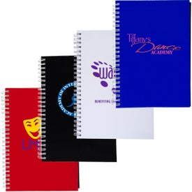 Hardcover Notebook (40 Sheets)