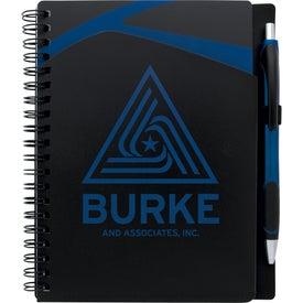 Kava Notebook with Komodo Pen