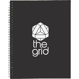 Large Business Spiral Notebook