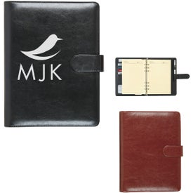 Leather Look Personal Notebook (50 Sheets)