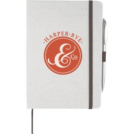 Luna Canvas Notebook (80 Sheets)
