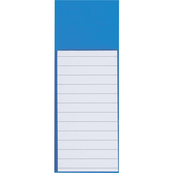 Blue Magnetic Note Pad