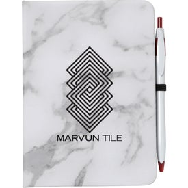 """Marble Notebook (5"""" x 7"""")"""
