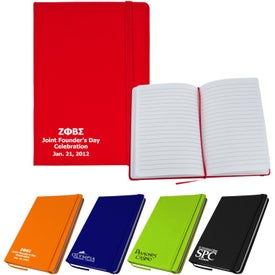 Medium PVC Notebook