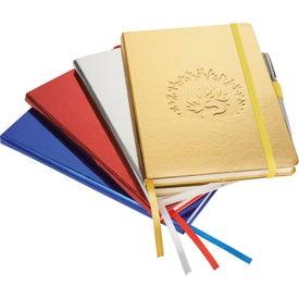 Metallic Ambassador Flex Bound JournalBook