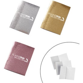 Mini Glitter Notebook (32 Sheets)