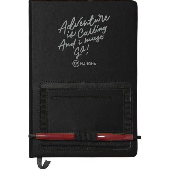 Black Moda Notebook