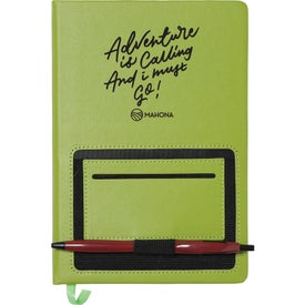 "Moda Notebook (6"" x 8"")"