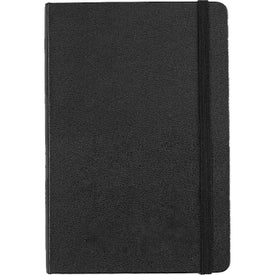 Moleskine Hard Cover Ruled Medium Notebook (15.75 Oz., 104 Sheets)