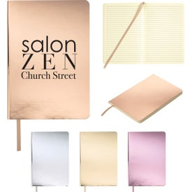 Reflections Metallic Notebook (40 Sheets)