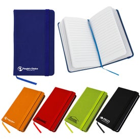 Small PVC Notebook