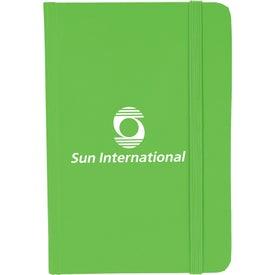 "Small Rainbow Notebook (4"" x 5.5"")"