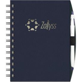 Small ValueBook Journals with PenPort and Pen (100 Sheets)
