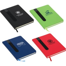 Soft Cover Journal with Elastic Pen Holder