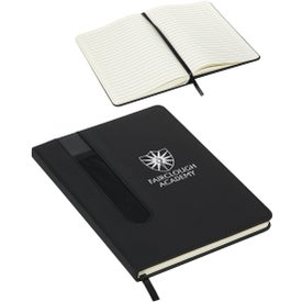 Soft Cover Journal with Elastic Pen Holder (80 Sheets)