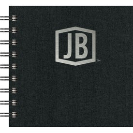 Cover Series Square NotePads (100 Sheets)