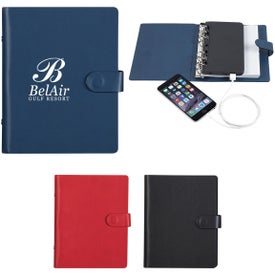 UL Listed Power Bank Binder