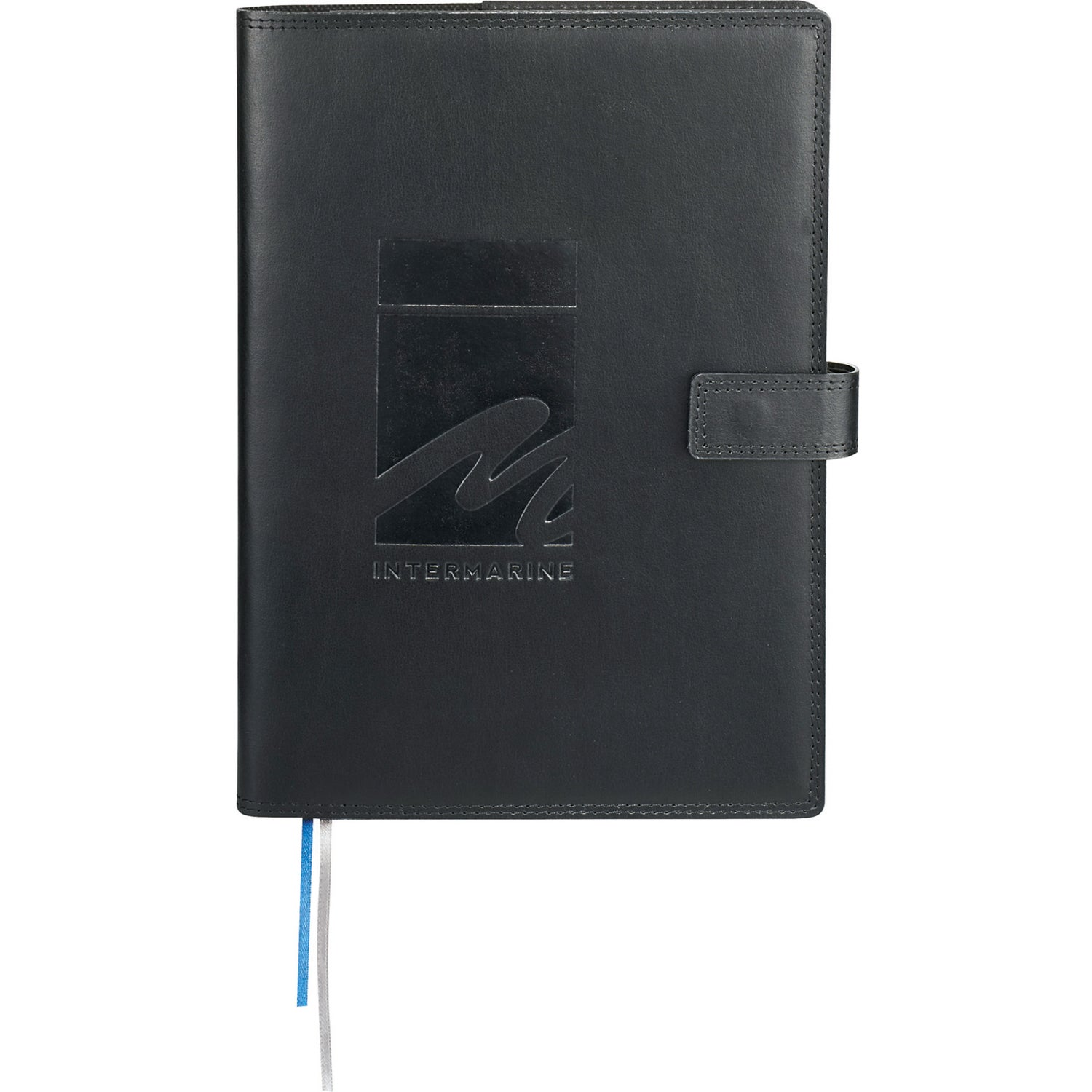 promotional uptown refillable leather journalbooks with custom logo