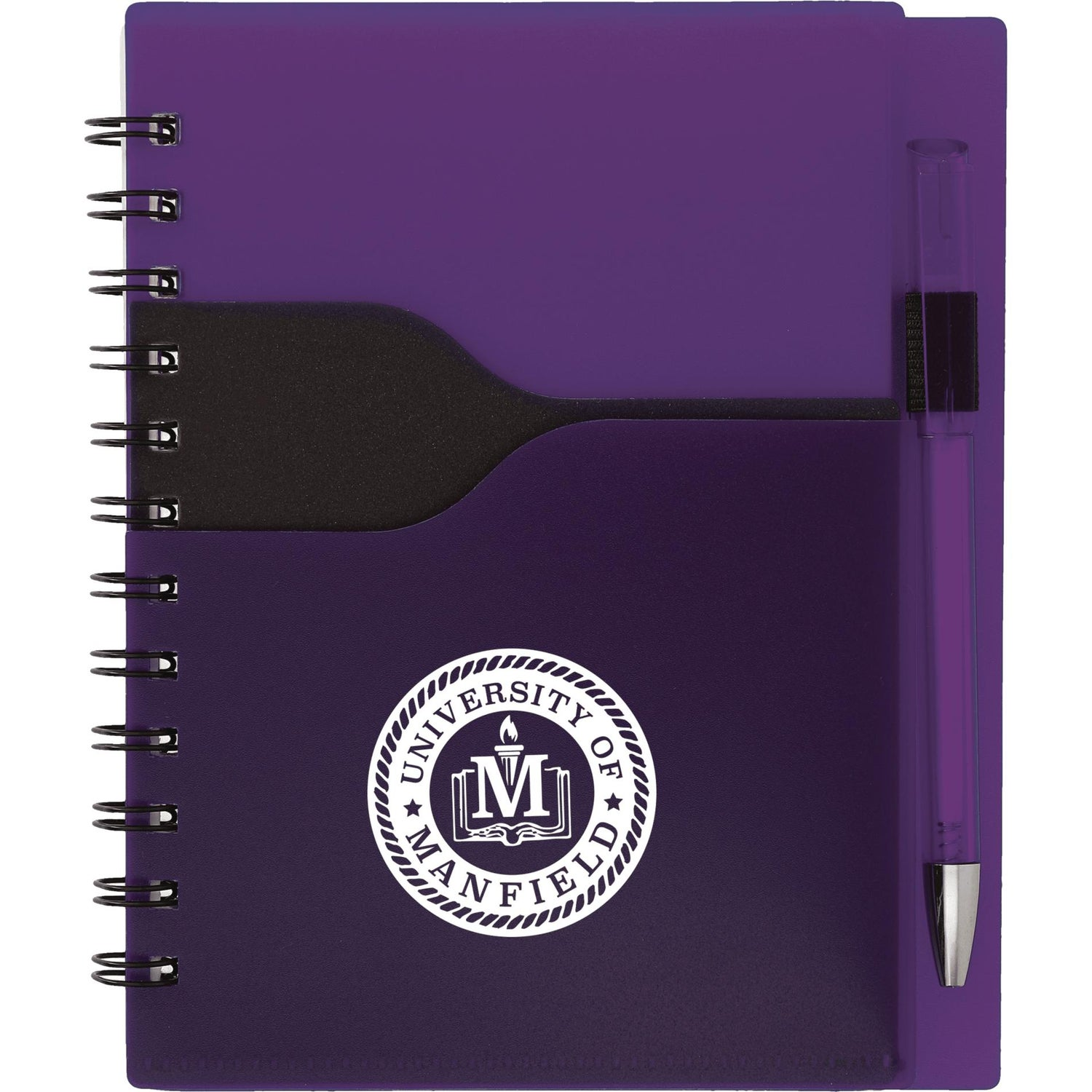 """Valley Spiral Notebook with Pen (5"""" x 7"""")"""