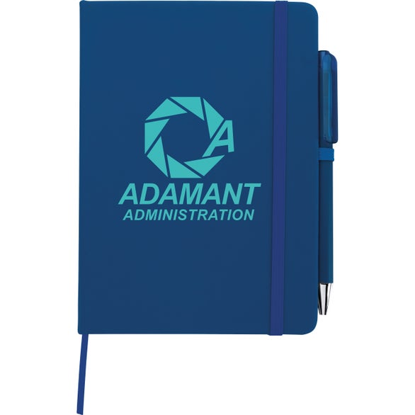 Blue Value Notebook with Joy Pen