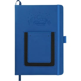 Vienna Phone Pocket Bound Journalbook (80 Sheets)
