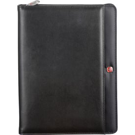 Wenger Tech Zippered Padfolio (20 Sheets)