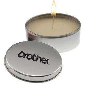 Aromatherapy Candle Tin (8 Oz.)