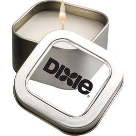 Aromatherapy Candle Tins (4 oz.)