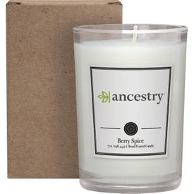 Scented Tumbler Candle (8 Oz.)