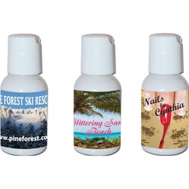 Unscented Hand and Body Lotions with Press-Top bottle (1 Oz.)
