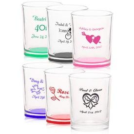 Votive Glass Candle Holder (3 Oz.)