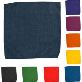 Hemmed Color Rally Towels