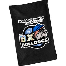 "Microfiber Rally Towels (12"" x 8"", Full Color Logo, Colors)"
