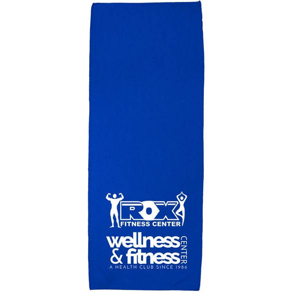 Blue Rainier Cooling Towel