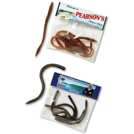 Fishing Worms (6-Pack)