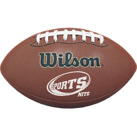 Wilson Premium Composite Leather Football