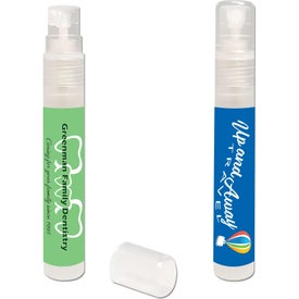 Antimicrobial Hand Sanitizing Sprays