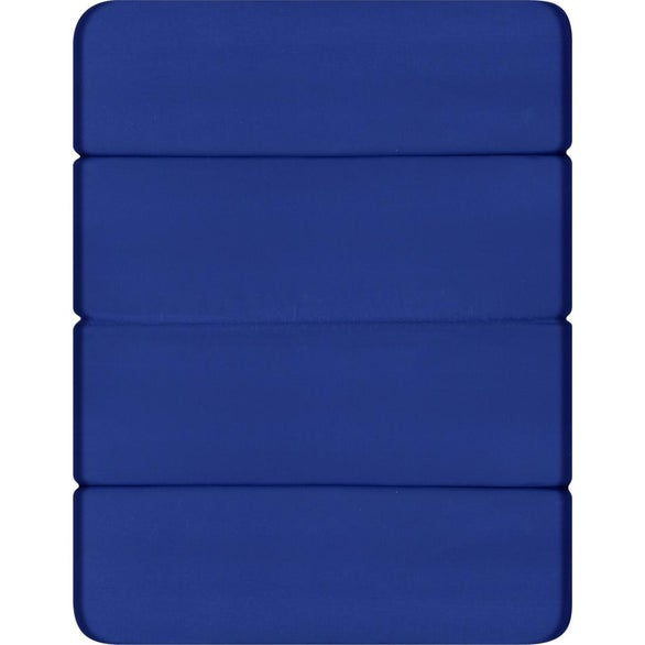 Royal Blue Foldable Stadium Cushion