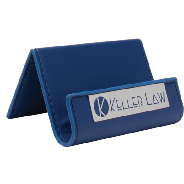 Blue Deluxe Cell Phone and Tablet Stand