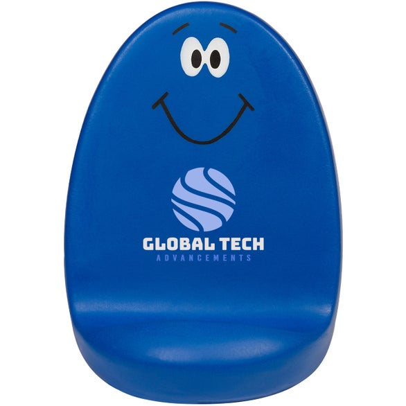 Blue Goofy Group Phone Stand